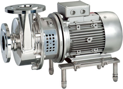 pompe industrielle centrifuge ksb agro alimentaire
