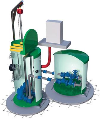 pompe industrielle centrifuge ksb environnement