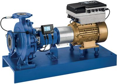 pompe industrielle centrifuge ksb industrie