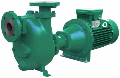 pompes industrielles centrifuges wilo salmson