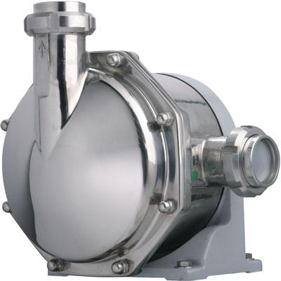 Pompe industrielle à piston Mouvex série S