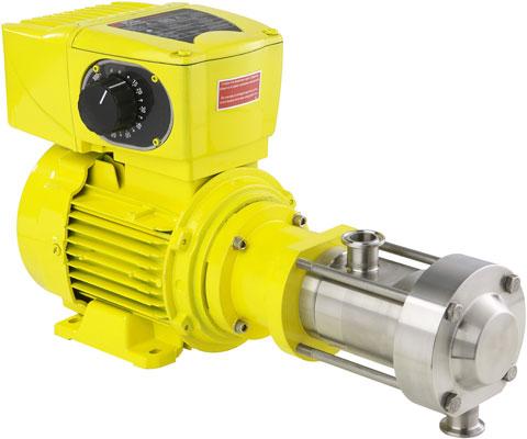Pompe industrielle à piston Mouvex série Micro C