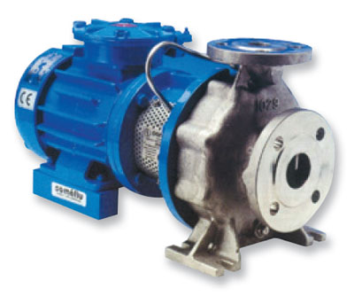 pompe industrielle centrifuge someflu hmi