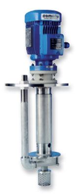 pompe industrielle centrifuge someflu vi