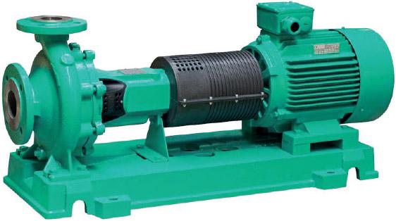 pompes industrielles centrifuges wilo salmson NL/NOS